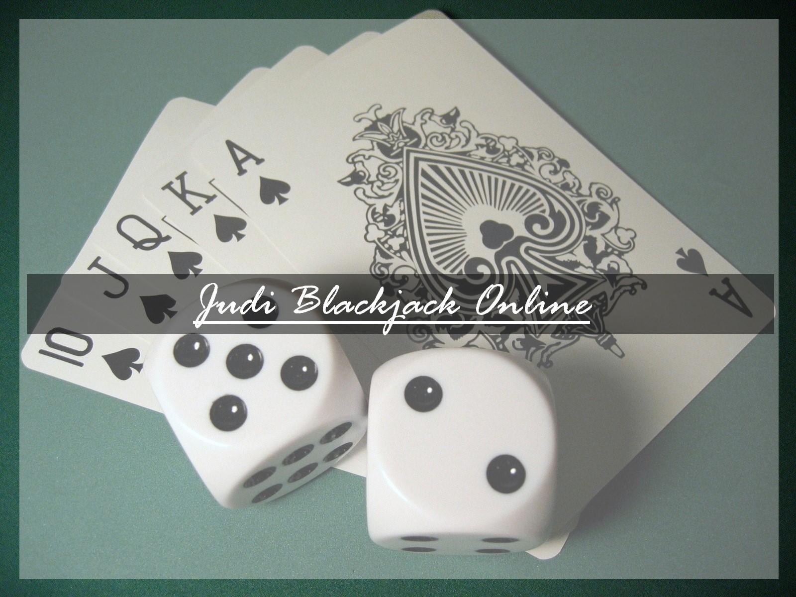 Judi Blackjack Online Uang Asli